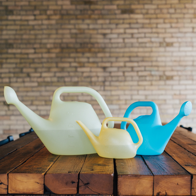 Translucent Watering Cans Main Image